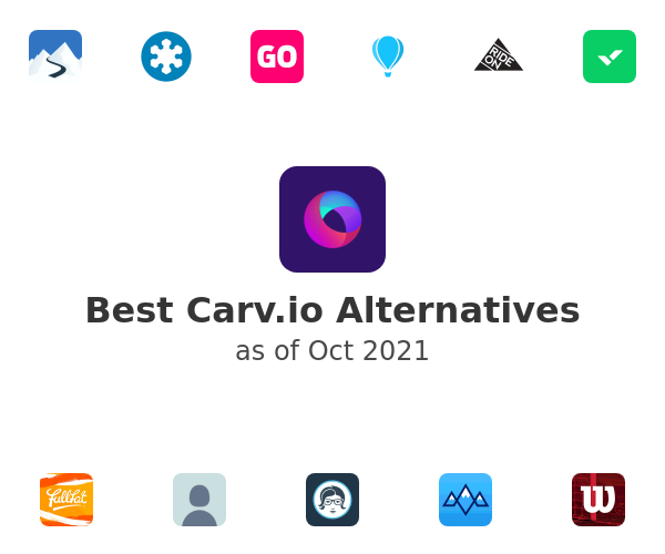 Best Carv Alternatives