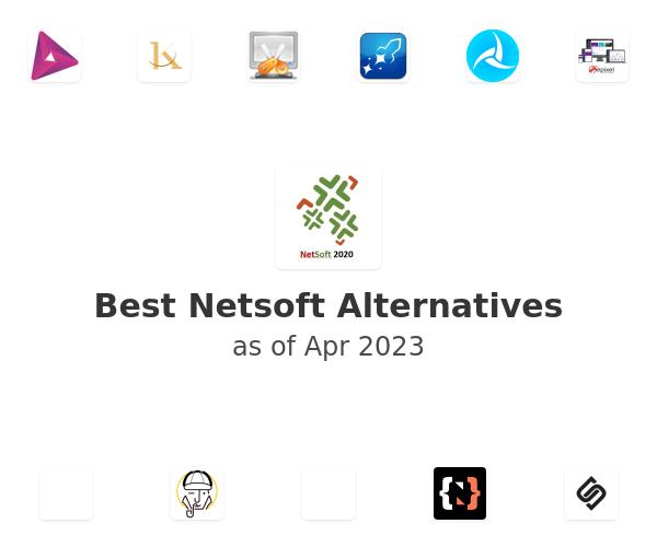 Best Netsoft Alternatives