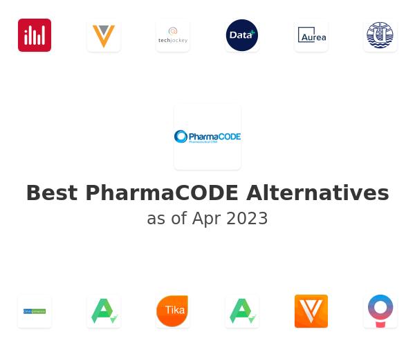 Best PharmaCODE Alternatives