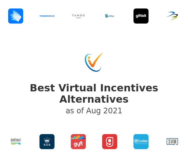 Best Virtual Incentives Alternatives