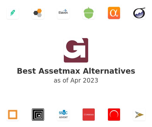 Best Assetmax Alternatives