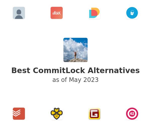 Best CommitLock Alternatives