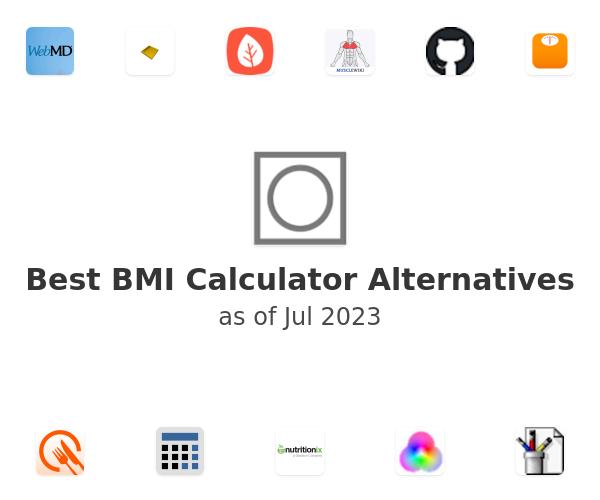 Best BMI Calculator Alternatives