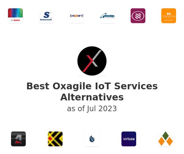 Best Oxagile IoT Services Alternatives