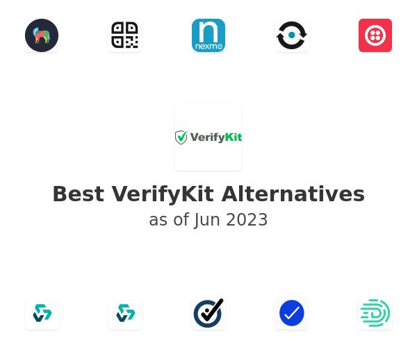 Best VerifyKit Alternatives