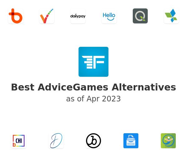 Best AdviceGames Alternatives