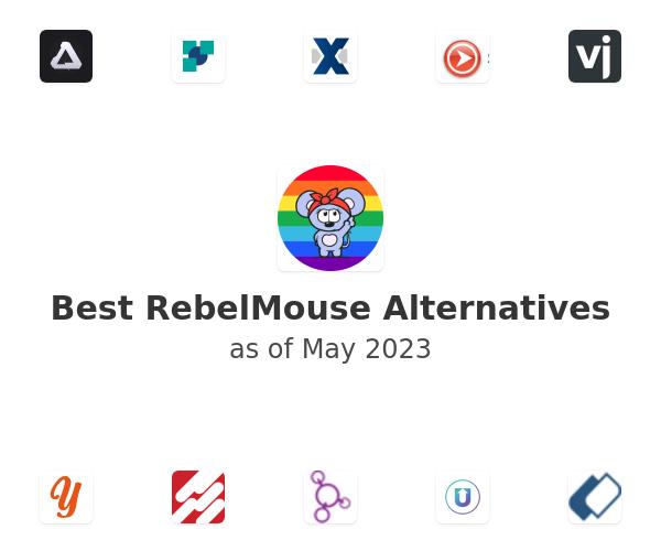 Best RebelMouse Alternatives
