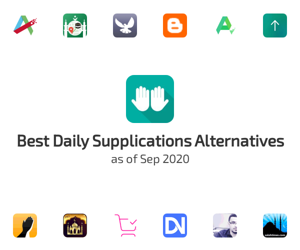 Best Daily Supplications Alternatives