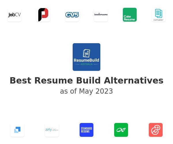 Best Resume Build Alternatives