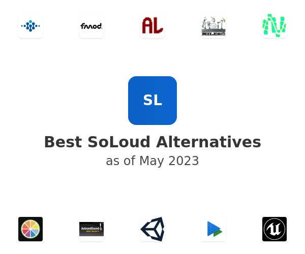 Best SoLoud Alternatives