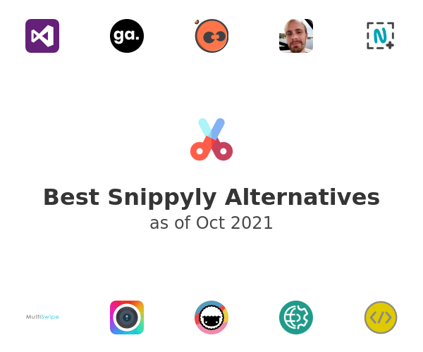 Best Snippyly Alternatives