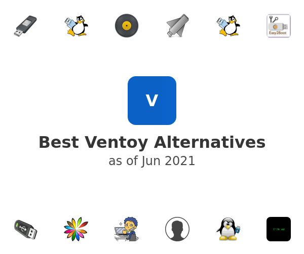 Best Ventoy Alternatives