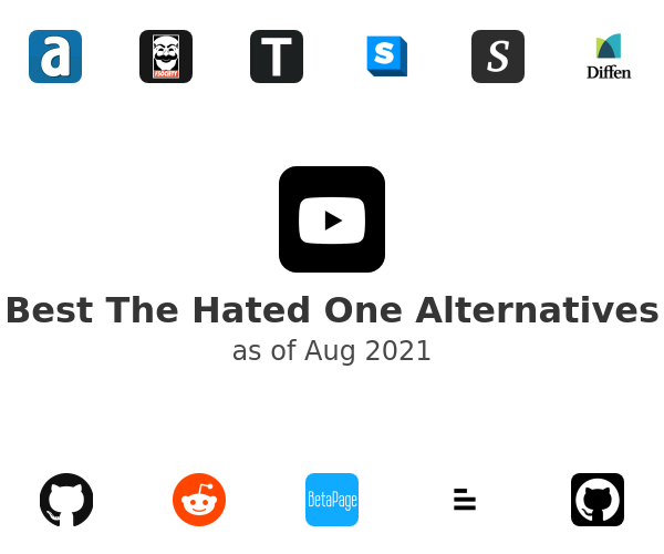 Best The Hated One Alternatives