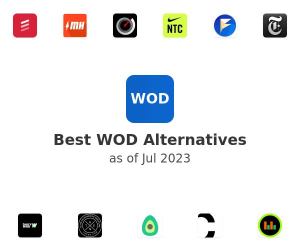 Best WOD Alternatives