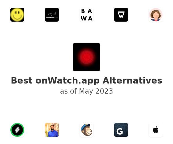 Best onWatch Alternatives
