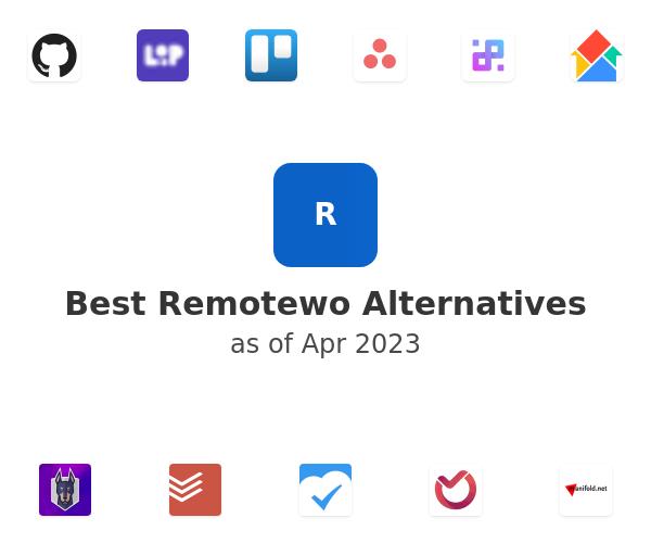 Best Remotewo Alternatives
