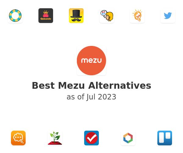 Best Mezu Alternatives
