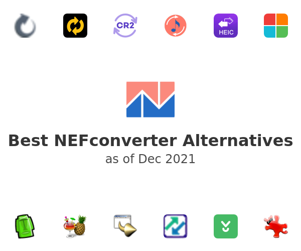Best NEFconverter Alternatives