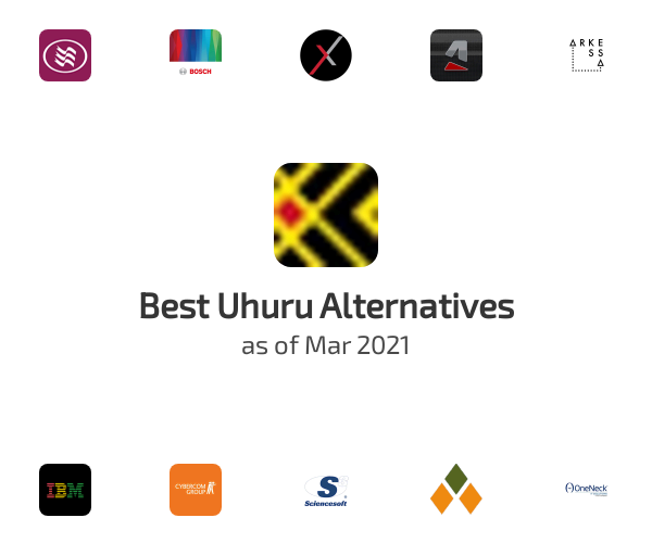 Best Uhuru Alternatives