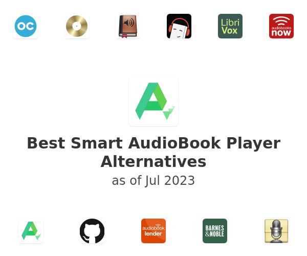 Best Smart AudioBook Player Alternatives