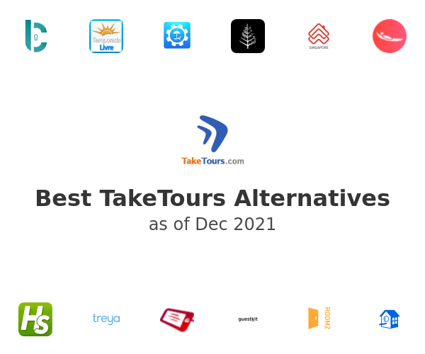 Best TakeTours Alternatives