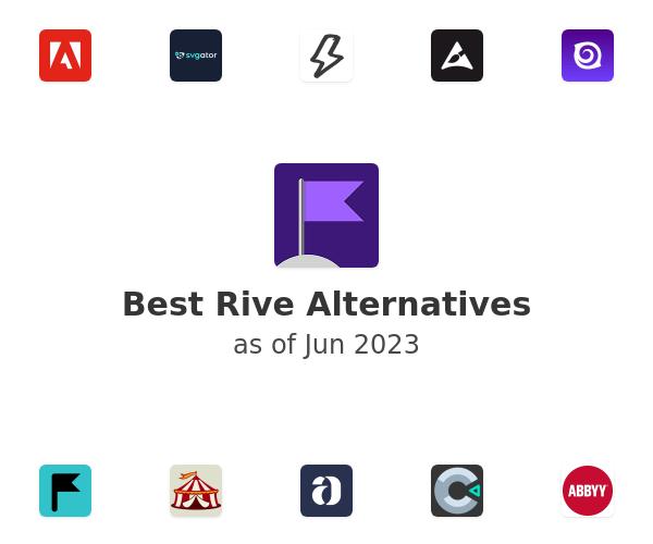 Best Rive Alternatives