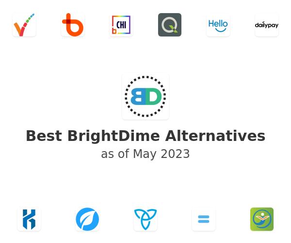 Best BrightDime Alternatives