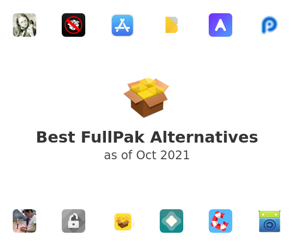 Best FullPak Alternatives