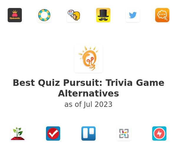 Best Quiz Pursuit: Trivia Game Alternatives