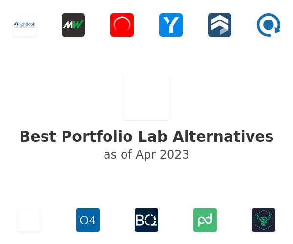 Best Portfolio Lab Alternatives