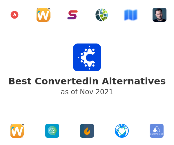 Best Convertedin Alternatives