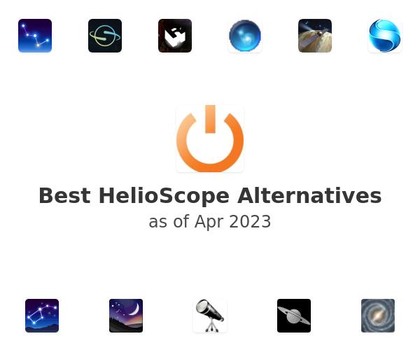 Best HelioScope Alternatives