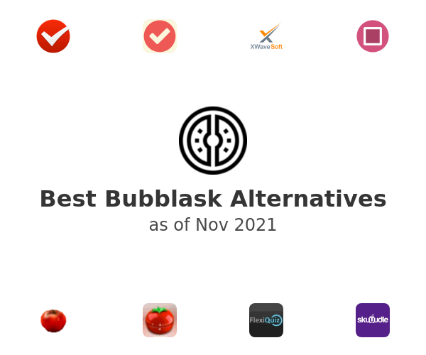 Best Bubblask Alternatives