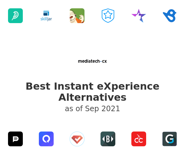 Best Instant eXperience Alternatives
