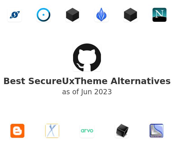 Best SecureUxTheme Alternatives