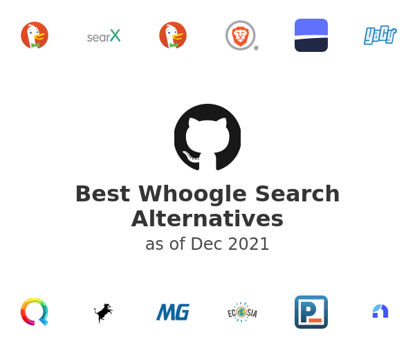 Best Whoogle Search Alternatives