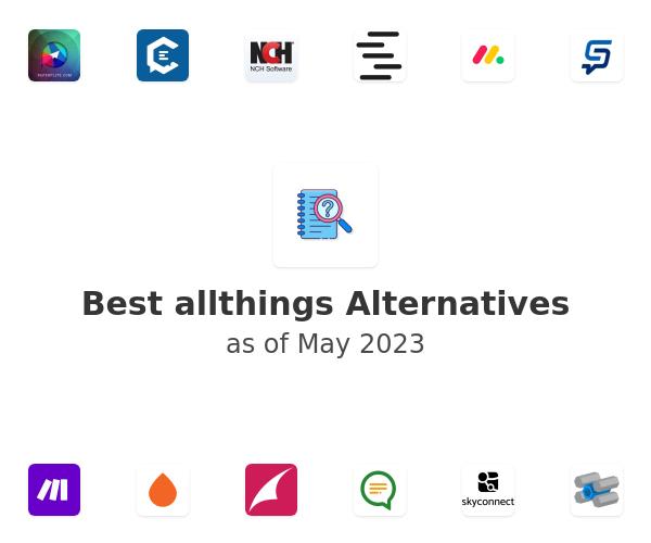 Best allthings Alternatives