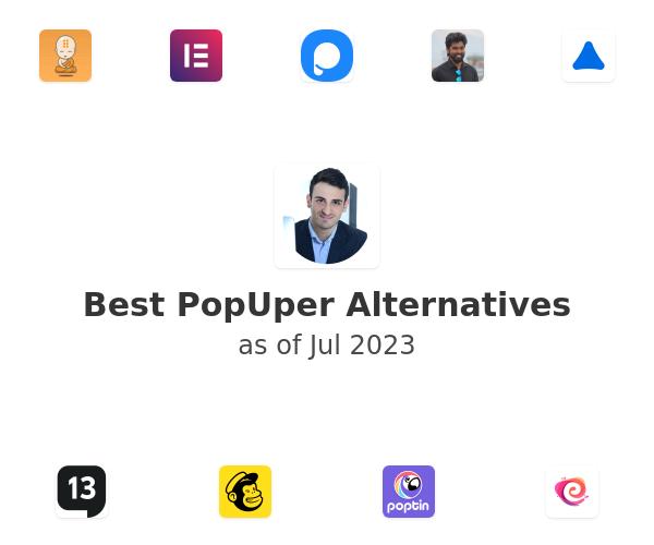 Best PopUper Alternatives