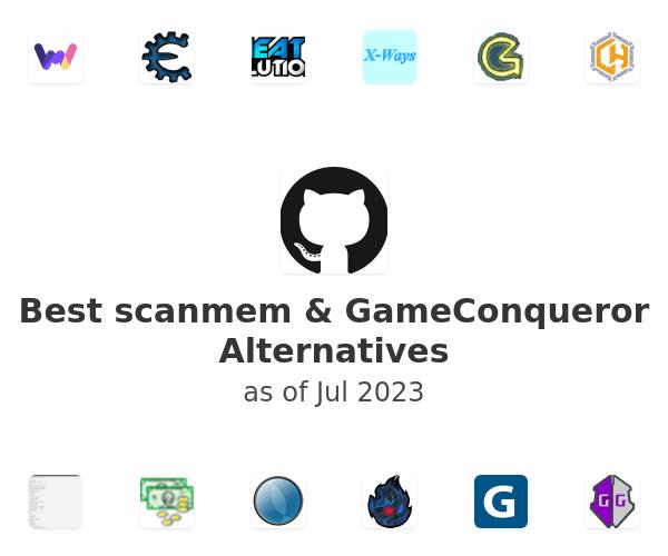 Best scanmem & GameConqueror Alternatives