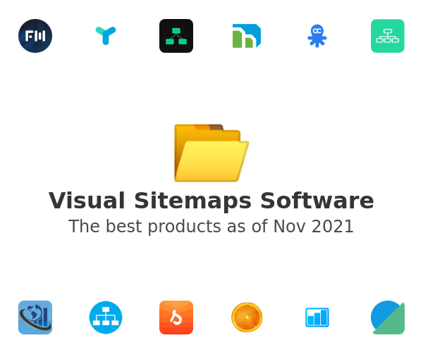 Visual Sitemaps Software