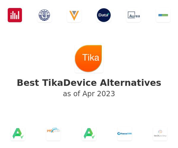 Best TikaDevice Alternatives