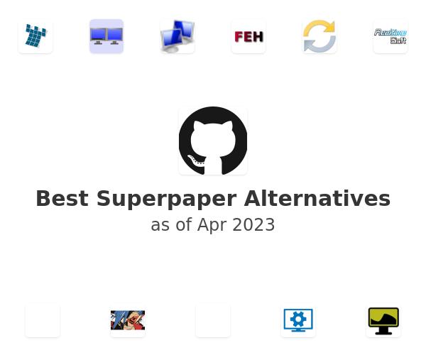 Best Superpaper Alternatives