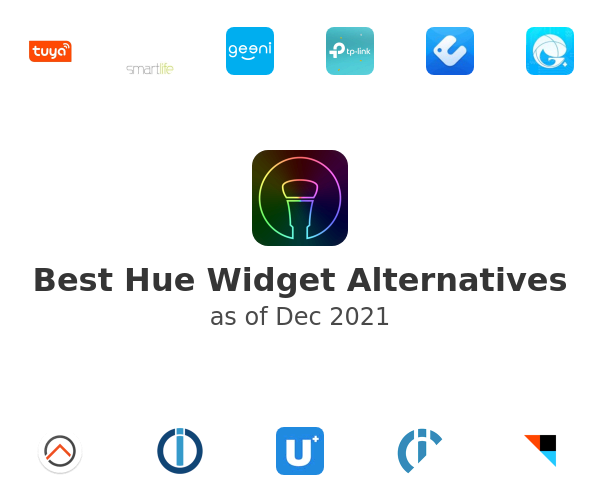 Best Hue Widget Alternatives