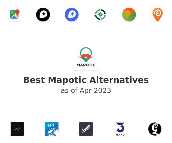 Best Mapotic Alternatives