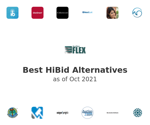 Best HiBid Alternatives