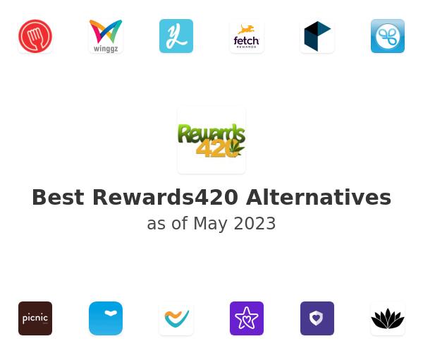 Best Rewards420 Alternatives