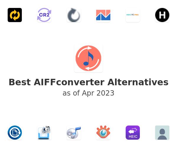 Best AIFFconverter Alternatives