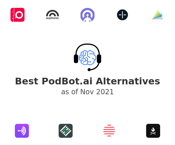 Best PodBot.ai Alternatives