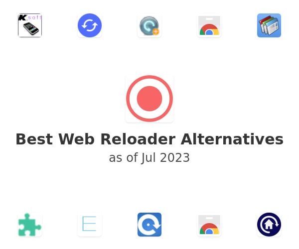 Best Web Reloader Alternatives