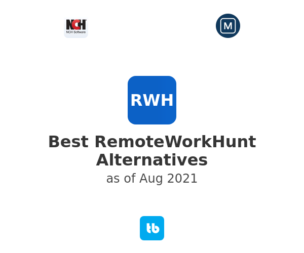 Best RemoteWorkHunt Alternatives